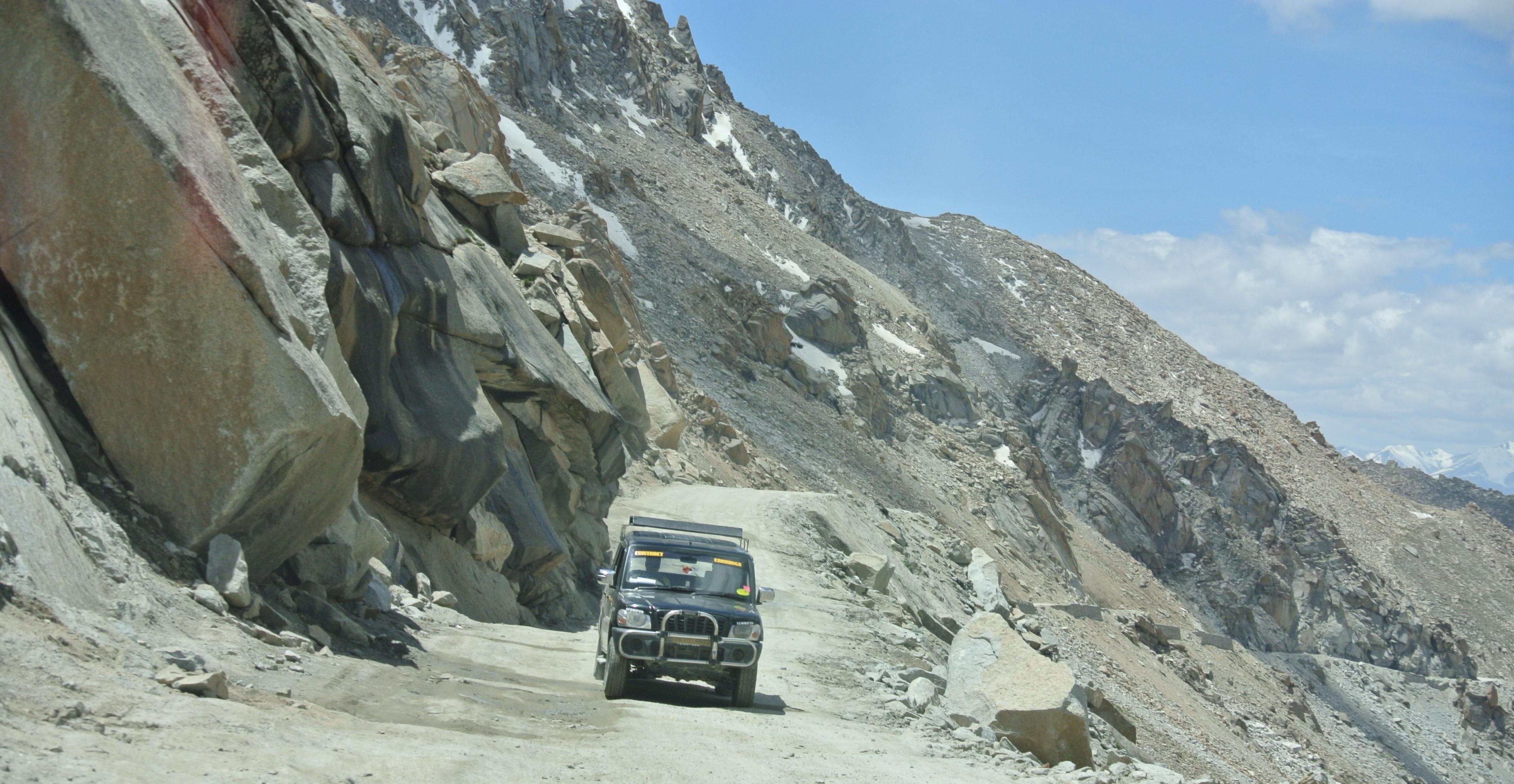 Fifteen Dangerous Roads In India